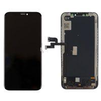 تاچ ال سی دی آیفون OLED مشکی LCD IPHONE X GX