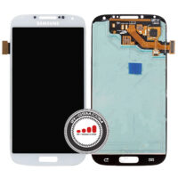 تاچ ال سی دی TOUCH LCD SAMSUNG i9500 i9505 S4 گلس تعویض سفید