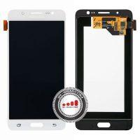 تاچ ال سی دی سامسونگ سرویس پک سفید LCD SAMSUNG J510 J5 2016