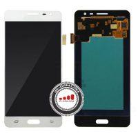 تاچ ال سی دی سامسونگ سرویس پک سفید LCD SAMSUNG J3110 J3 PRO