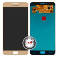 تاچ ال سی دی سامسونگ LCD SAMSUNG C7000 C7 اورجینال طلایی