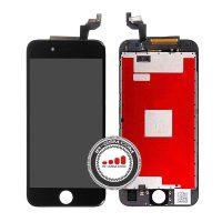 تاچ ال سی دی آیفون مشکی GLASS CHANGE LCD IPHONE 6S