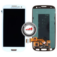 تاچ ال سی دی سامسونگ سفید GLASS CHANGE LCD SAMSUNG i9300 i9300i S3