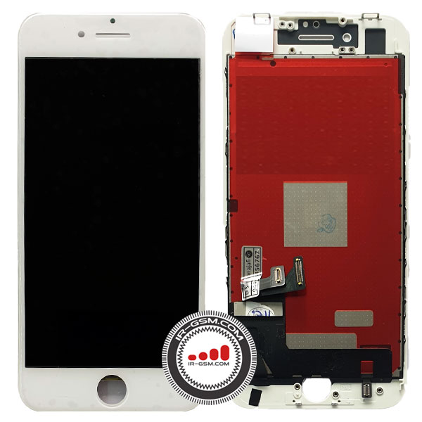 تاچ ال سی دی آیفون باکیفیت اصلی سفید LCD IPHONE 8