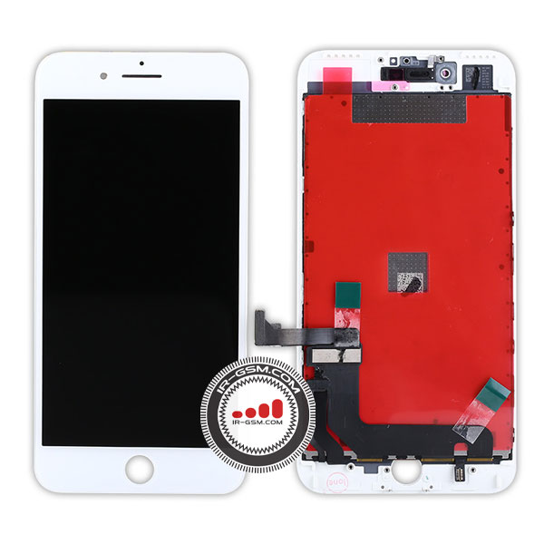 تاچ ال سی دی آیفون باکیفیت اصلی سفید LCD IPHONE 8 PLUS
