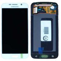 تاچ و ال سی دی سامسونگ شرکتی سفید LCD SAMSUNG G920 S6 WHITE