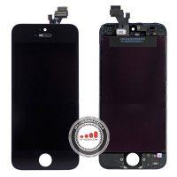 تاچ ال سی دی آیفون باکیفیت اصلی مشکی LCD IPHONE 5G