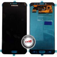 تاچ ال سی دی سامسونگ Samsung C5 Pro / C5010 گلس تعویض مشکی