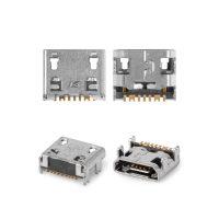 سوکت شارژ گوشی Charge connector Samsung S5280, S5282, C3592, E1272, E2202, S6790, S6792, S6810, S7262, S7390, S7392, S7710