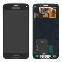 تاچ ال سی دی سامسونگ گلس تعویض مشکی SAMSUNG S5 Mini G800