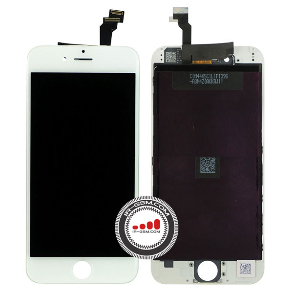 تاچ ال سی دی آیفون LCD IPHONE 6G اورجینال سفید