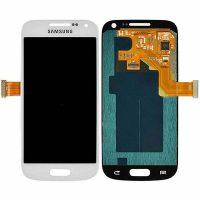 تاچ و ال سی دی گوشی سامسونگ کارکرده گلس تعویض سفید TOUCH LCD SAMSUNG i9190 S4 MINI