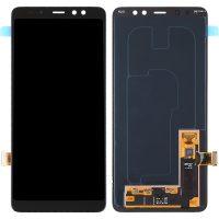 تاچ و ال سی دی شرکتی گوشی سامسونگ مشکی TOUCH LCD SAMSUNG A730 / A8 PLUS 2018