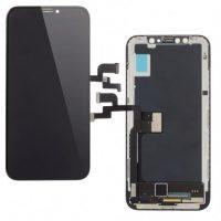 ال سی دی آیفون مارک با تضمین کیفیت اصلی lcd iphone XS MAX black amoled GL
