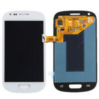 تاچ و ال سی دی گوشی سامسونگ کارکرده گلس تعویض سفید TOUCH LCD SAMSUNG S3 MINI