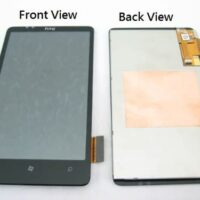 تاچ ال سی دی اچ تی سی با فریم روکار LCD for HTC HD7 T9292 8GB HD3