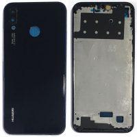 قاب کامل هوآوی مشکی Huawei Nova 3e
