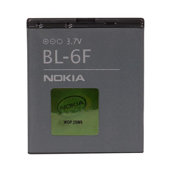باتری نوکیا Battery Nokia BL-6F N78 N79 N95 8GB