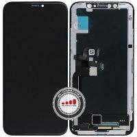 تاچ ال سی دی آیفون LCD IPHONE X اورجینال مشکی