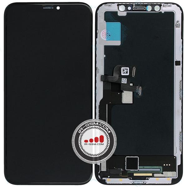 تاچ ال سی دی آیفون GLASS CHANGE LCD IPHONE X