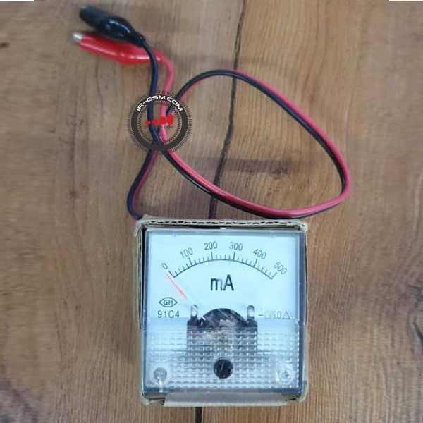 منبع تغذيه کوچک قابل حمل با ولتاژ 3.9