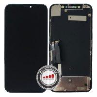 تاچ ال سی دی آیفون LCD iPHONE XR روکار اورجینال